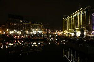 Aalmarkt Leiden van Joost Ligthart