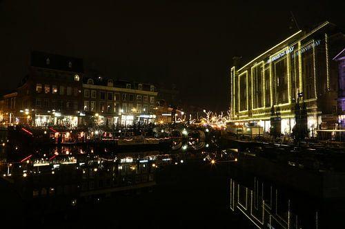 Aalmarkt Leiden van