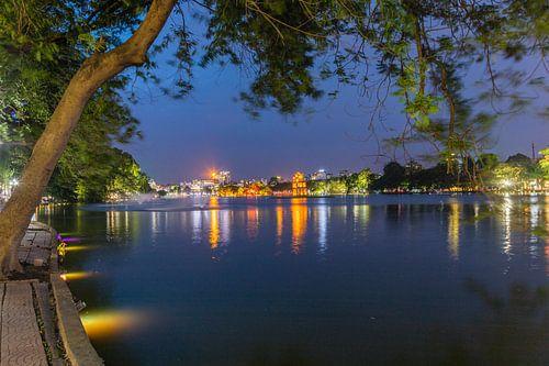 Meer in Hanoi, Vietnam van