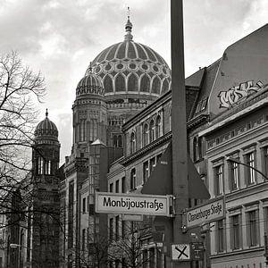 New Synagoge Berlin van Silva Wischeropp