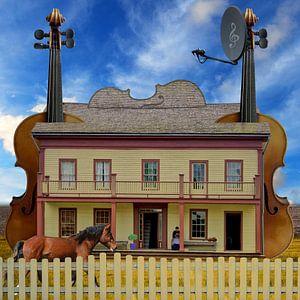 Haus der Violinistin