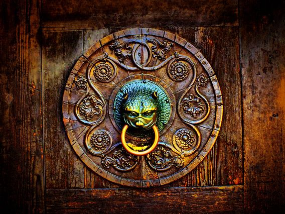 Tür-Detail