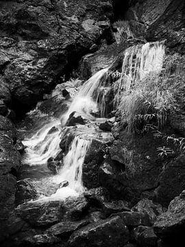 Riesloch Watervallen bij Bodenmais, Beieren 3 van Jörg Hausmann