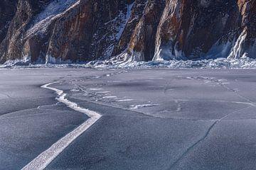 Baikalmeer van Peter Poppe