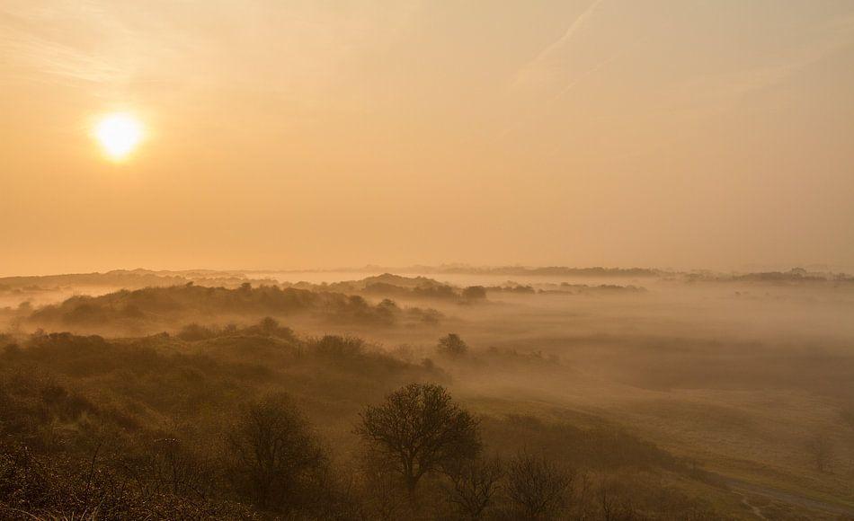 Zonsopkomst in Oranjezon van Marcel  Klootwijk