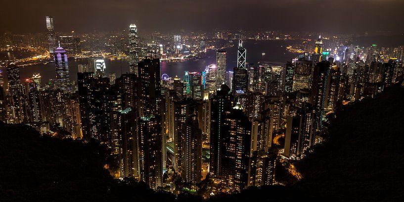 Hongkong van Albert Mendelewski