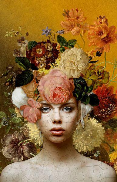 Des Malers Muse von Marja van den Hurk