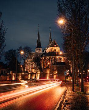 Pont de l'église de Deventer sur Nick Boerkamp