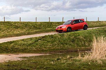 Renault Mégane 2RS van Sim Van Gyseghem