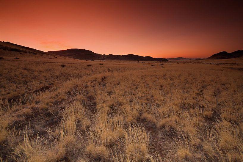 Namibië van HJ de Ruijter