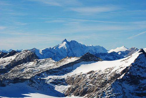 Winters berglandschap