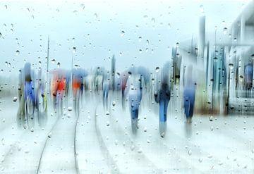 Het regent, Anette Ohlendorf van 1x