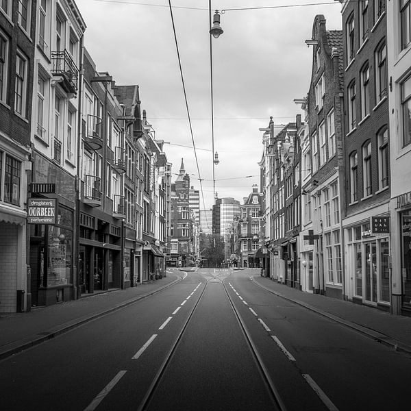 Utrechtsestraat - De Nederlandsche Bank van Hugo Lingeman