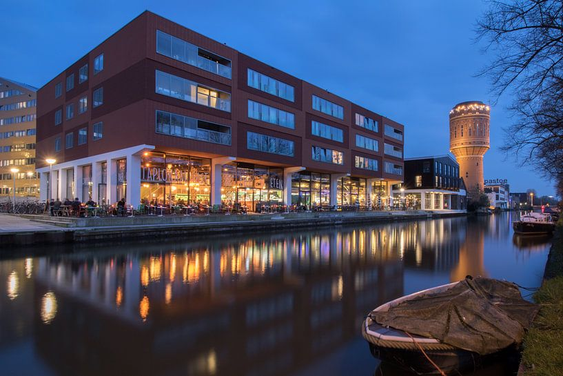 Rotsoord langs de Vaartsche Rijn, Utrecht van André Russcher
