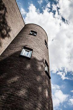 Toren NatLab van Jasper Scheffers