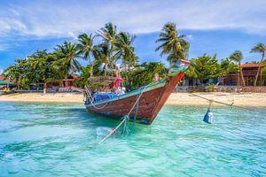 Thaise Vissersboot
