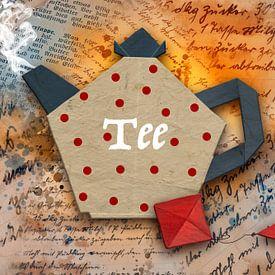 Origami trifft Küche - Tee von Erich Krätschmer