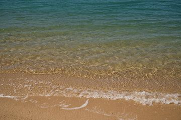 Perfect beach van Robbert Bouwsma