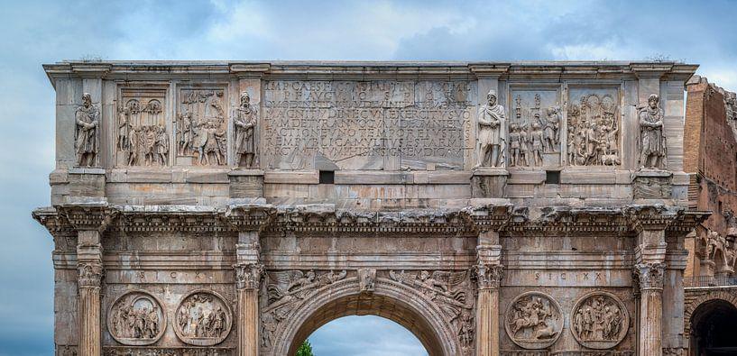 Rome - Arco di Costantino van Teun Ruijters