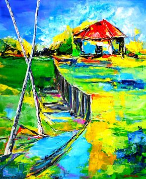 Little Summerhouse sur Eberhard Schmidt-Dranske