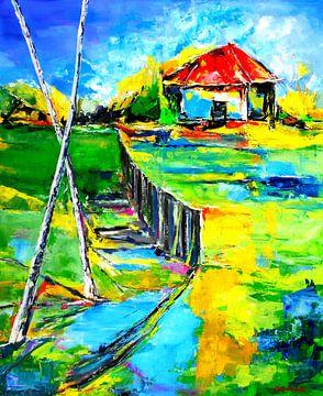 Little Summerhouse van Eberhard Schmidt-Dranske