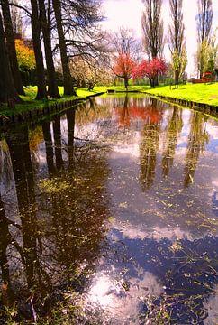 Urban Reflections 65 van MoArt (Maurice Heuts)