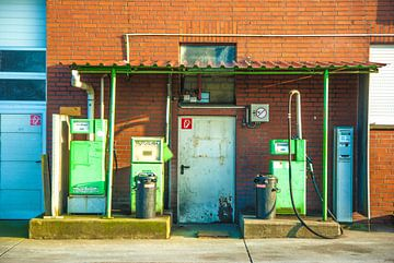 Bedrijf benzinestation van Norbert Sülzner