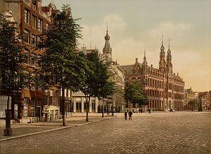 Het Oude Postkantoor, Amsterdam van