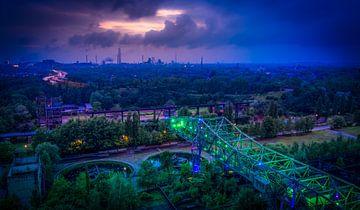 Landschaftspark Duisburg-Nord von byFeelingz