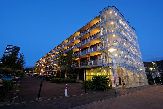 Appartementencomplex De Schijf in Leidsche Rijn in Utrecht (1)