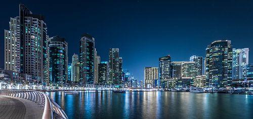 Dubai Marina von