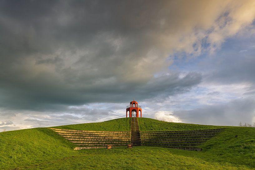 Reiderwolde Toren en Amfitheater van Ron Buist