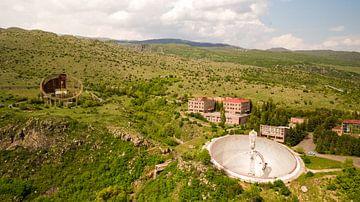 Sovjet Telescope in Armenië van SkyLynx