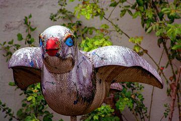 The sparrow of Ulm van Michael Nägele