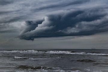 Nederlandse kust van Ivana Bruijniks