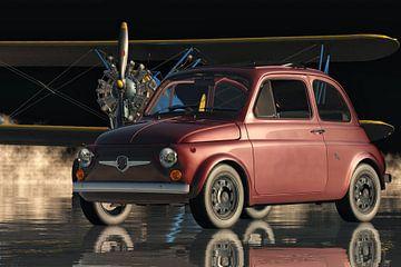 Fiat Abarth 595 Von 1968