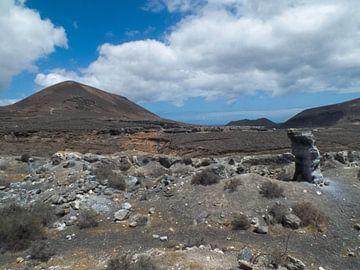 Lava landschap von Dirk Aerts
