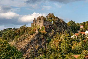 Burg Falkenstein von Uwe Ulrich Grün