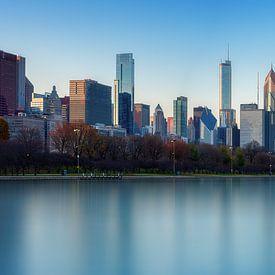Skyline von Chicago von Reinier Snijders