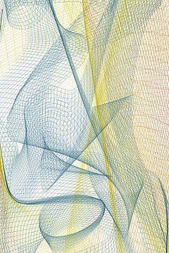 Geometrie 18 van Dietmar Meinhardt