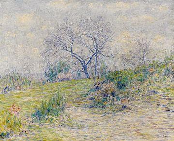 Bäume im Frühling, PAUL BAUM, 1932 von Atelier Liesjes