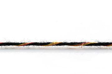 Touw, La corde, Seil, Rope van Tanja van Beuningen