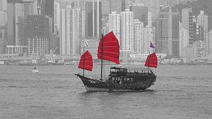Hong Kong - Oud en Nieuw van rheinmain.from.above