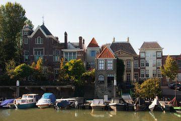 Wijnhaven - Dordrecht von Bert Seinstra