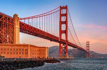 Golden Gate Bridge van Reinier Snijders
