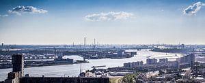 De Haven van Rotterdam (Panorama)