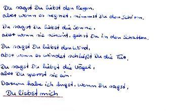 Liefde - gedachten II. van Norbert Sülzner
