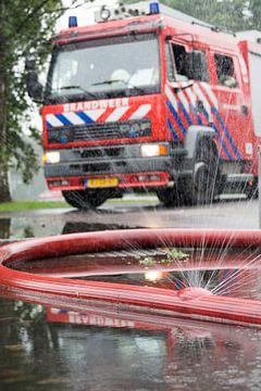 Brandweerauto - Tankautospuit van Arnold van Leeuwen