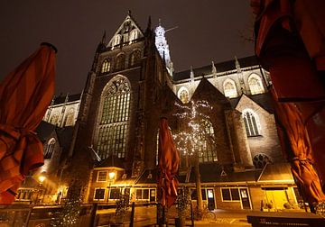 St. Bavo van Grote Kerk, Haarlem (2020) van Eric Oudendijk