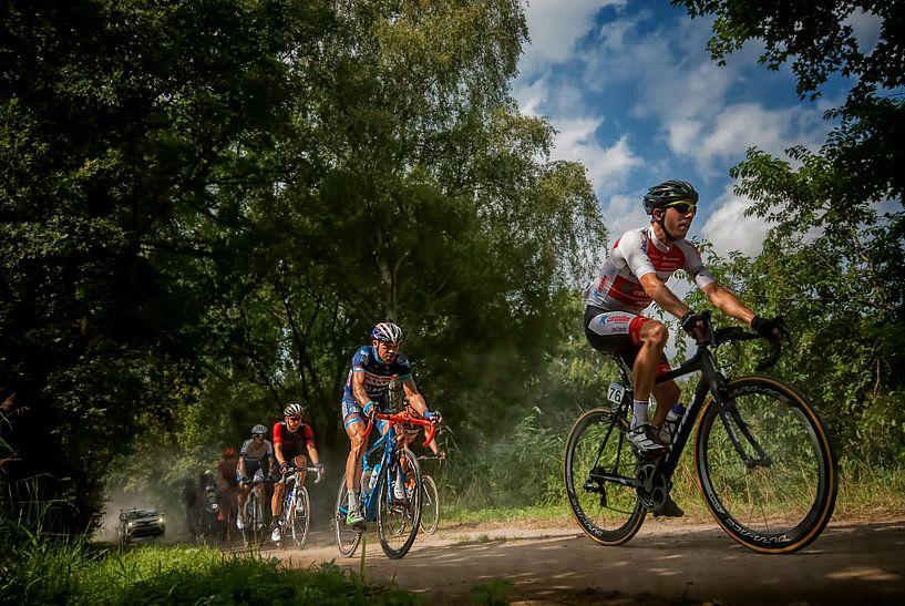 wielerwedstrijd Schaal Sels van Tejo Coen